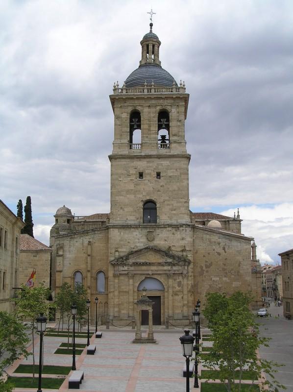 Catedral di cesis de ciudad rodrigo for Oficina de turismo ciudad rodrigo
