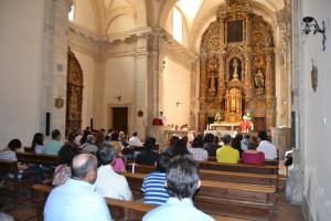 Eucaristía inauguración Seminario