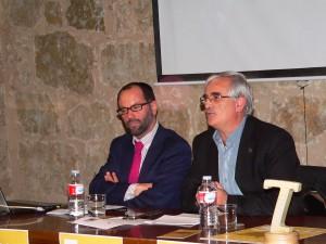 Juan Orellana y Juan Carlos Sánchez.
