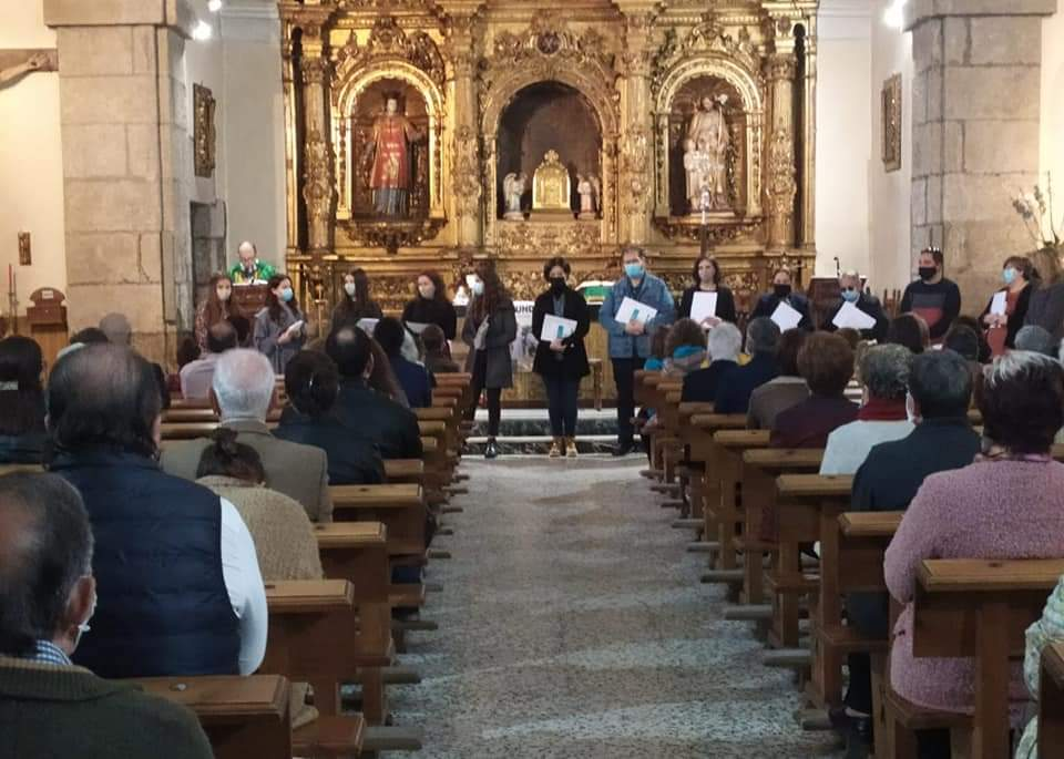 Envío de catequistas en San Andrés