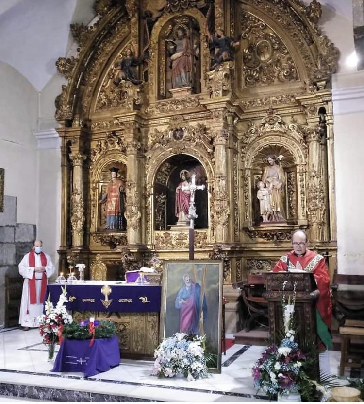 Parroquia de San Andrés Ciudad Rodrigo – Inicio